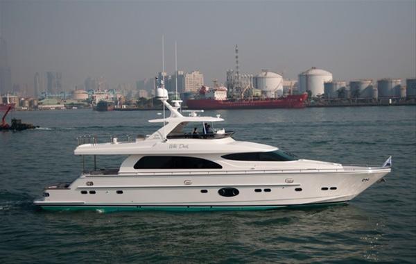 Motor Yacht WILD DUCK