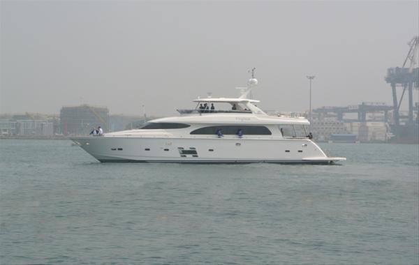 Motor Yacht Virginia