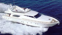 Ferretti Charter Yachts in South East Asia