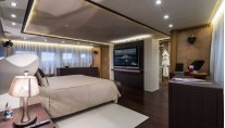 I-Nova superyacht - Owners Cabin Photo credit to AB Photodesign