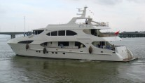 IAG127 Superyacht PRIMADONNA at her Sea Trials - Photo Credit IAG Yachts (5)