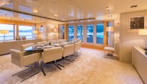ICON 68M Superyacht - Formal dining