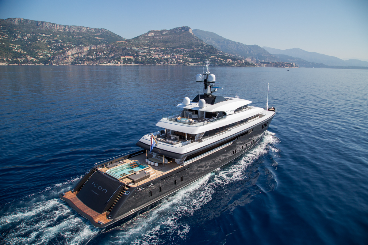 68m motor yacht icon ex icon 62 an icon superyacht. Black Bedroom Furniture Sets. Home Design Ideas