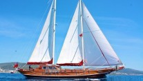 Sailing yacht IL FRATELLO