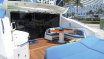 IMPULSIVE TOO -  Aft Deck 2