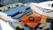 IMPULSIVE TOO -  Aft Deck