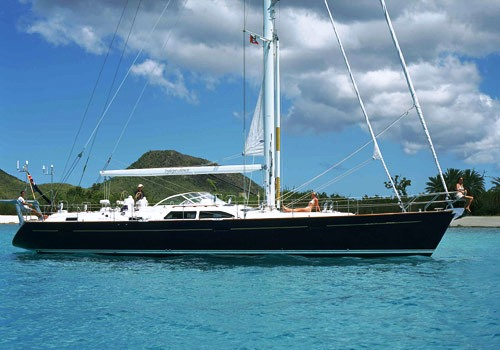 Sailing Yacht INDEPENDENCE OF HERM (Ex Independence)