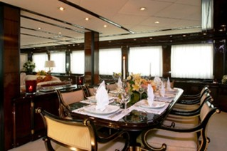 INDIGO STAR Formal Dining