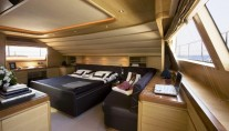 INSPIRATION B - The Main Deck Master Cabin With View