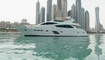 INTEGRITY 93 ft yacht