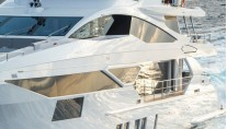 IRON MAN Yacht - side view - Photo by Quin BISSET
