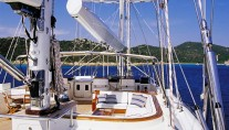 IS A ROSE - The Panoramic Flybridge