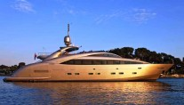 ISA 120 Superyacht SOIREE - 37  m Profile