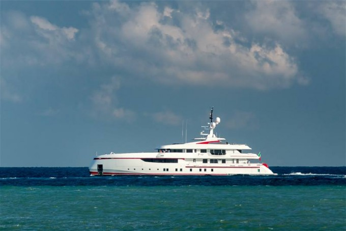Motor Yacht FOREVER ONE (Project Panorama)