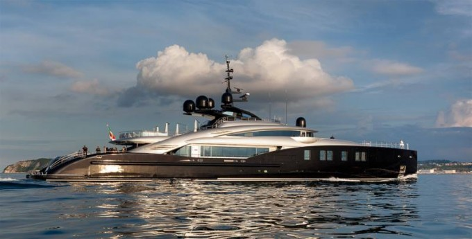 Motor Yacht OKTO (Project H)
