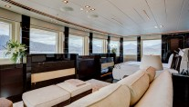 Icon Motor Yacht PARTY GIRL - VIP cabin view forward