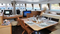 Idea - Formal Dining and Nav station