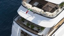 Illusion V superyacht - Decks