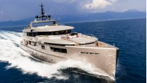 Impero 40 superyacht5 Cacos V by Admiral Tecnomar