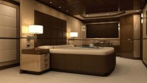 Inace 120 yacht - owners suite