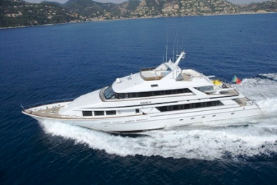 M/Y CLOUD ATLAS (ex INEKE IV)