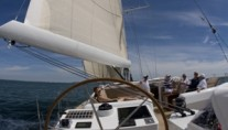 Infinity Of Cowes - Sailing 4