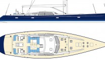 Infinity Of Cowes - The Deck Plan