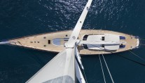 Inmocean Superyacht - view from above