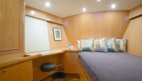 Intrigue superyacht - cabin