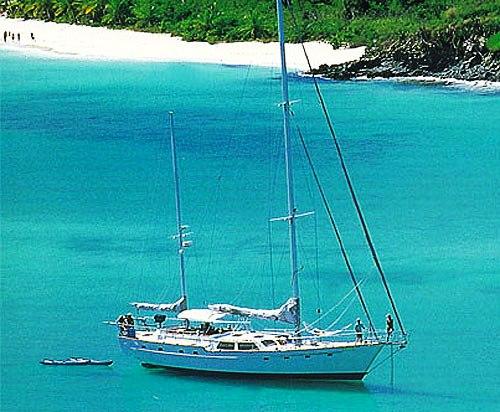 Irie - Irwin 75 Crewed Sailing Yacht
