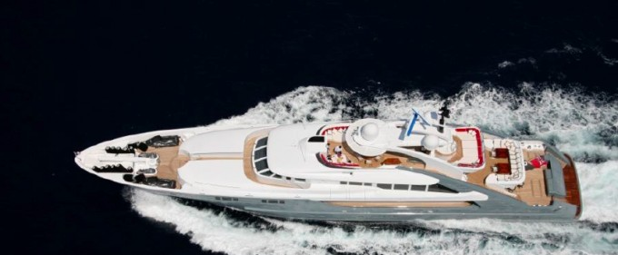 Motor yacht 360° (ex SonKa, April Fool II, April Fool)