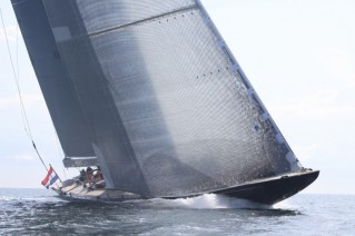 J-Class sailing yacht Rainbow by Holland Jachtbouw