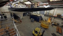 J-class yacht Lionheart  due to be launched in July