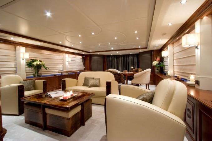 Luxury yacht charter jazz ex jazz of monaco jazz - Salon du yacht monaco ...