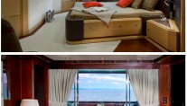 JAde yacht by CRN - Accommodation