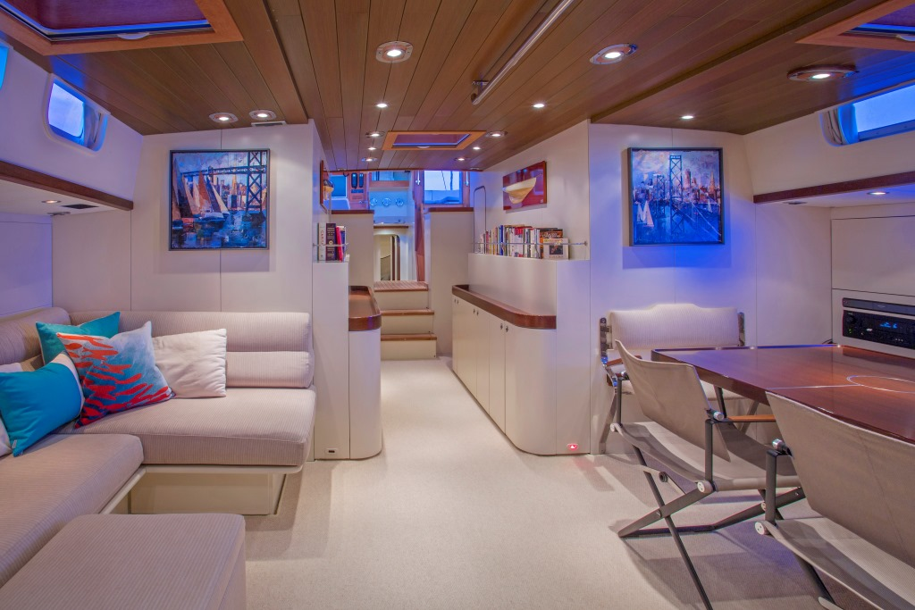 Great charter saving on 30m sailing yacht jupiter in the for A suite salon jupiter