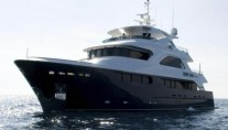 Jade 95 expedition yacht
