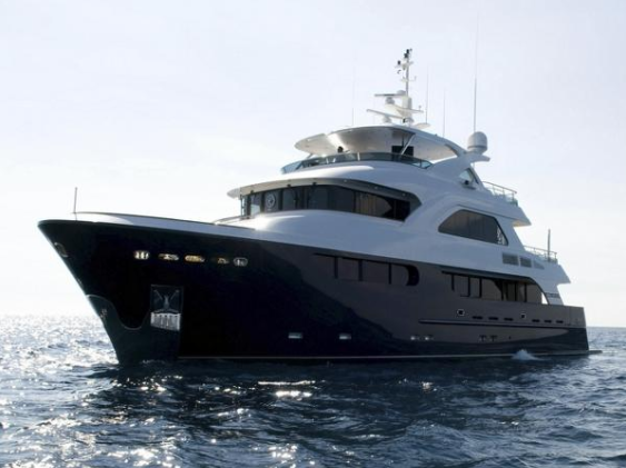 Expedition Yacht Jade 95