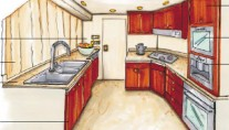 Jade-JY116-motor-yacht-SMILIN-G-T-galley