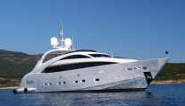 Motor yacht WHISPERING ANGEL (ex JUNIE II)