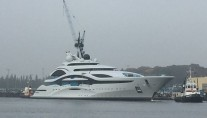Jupiter Project by Lurssen