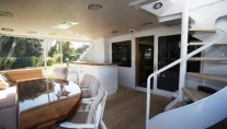 Just Right -  Aft Deck