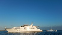 Motor yacht KELLY ANNE (ex By Grace)