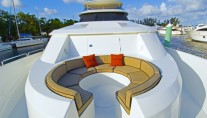 KELLY SEA - The Foredeck Seating