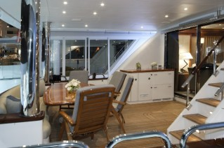 KING BABY - Aft Deck