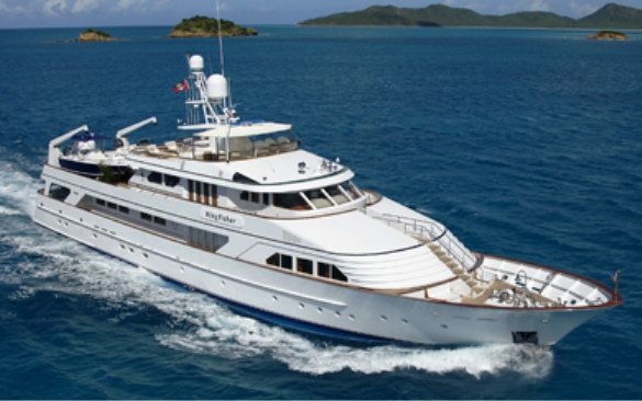 Motor yacht PRAXIS