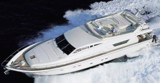 Motor Yacht Kentavros
