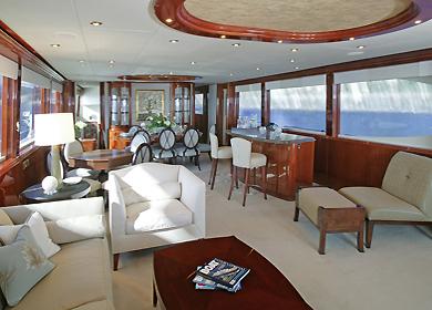 M y le reve lazzara motor yacht - La patisserie des reves salon de the ...