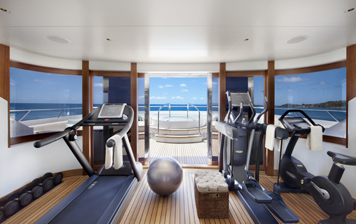 Gym Equipment Royalty Free Stock Photography - Image: 20763857