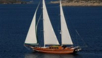 Sailing yacht LADY CHRISTA II